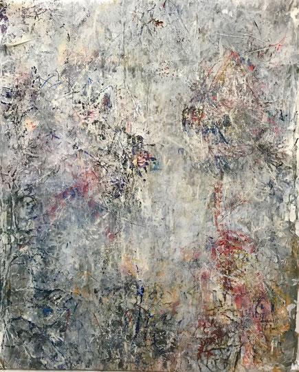 Palunko2 150x120cm Acrylic on canvas 2017 SOLD