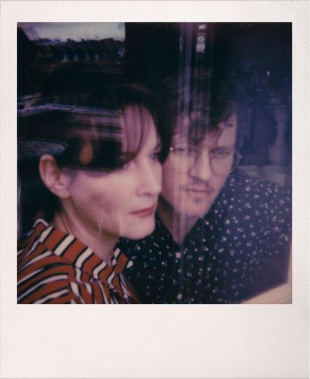 Cally Stronk & Christian Friedrich - Author Couple