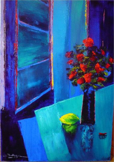 alain-belleguie-citron-vert 73 cm x 50 cm