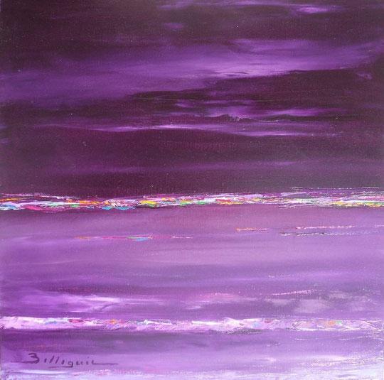 alain-belleguie-horizon-violet H/T (Collection privée)