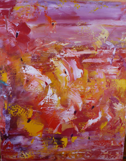 alain-belleguie-abstraction-rose H/T (Collection privée)