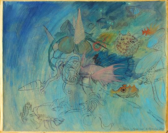 Das Tiefseeaquarium