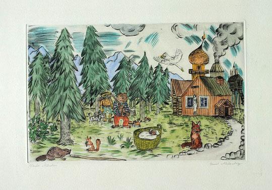 Alaska Märchen