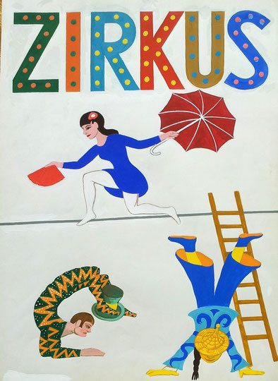 Zirkusblatt