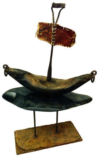 ARCHE NOAH  -  Kinetische Objekt-Skulptur von Kai Wolf