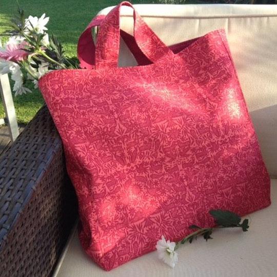 Shopper genäht aus Ty Pennington IMPRESSIONS ESTONIA