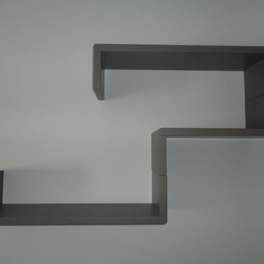 Estanteria gris Torredelcampo