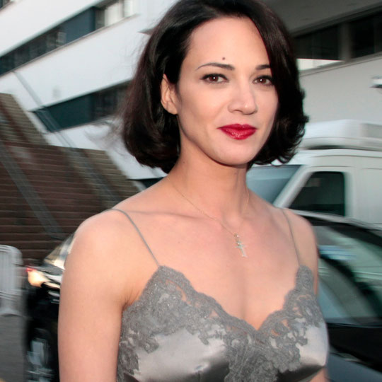 Asia ARGENTO - Festival de Cannes - 2013 - Photo © Anik COUBLE