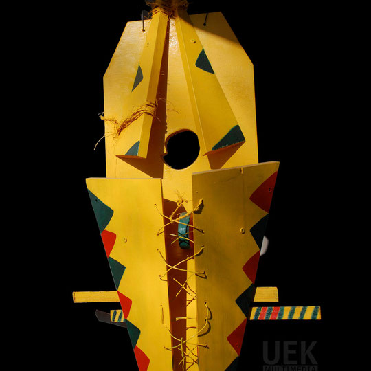 Seatbelt (2009) by UEK Multimedia Artist