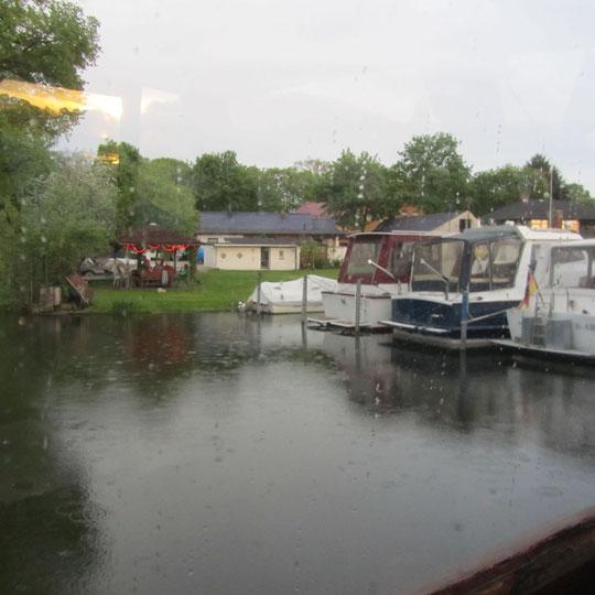Spree Oder Wasserstraße Hafen