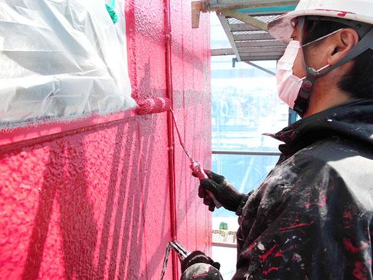 外壁塗装、外装工事