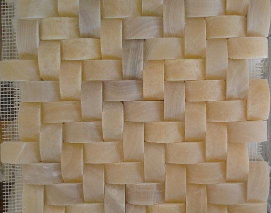 malla de onix, tapetes de onix, tapetes 3d, mosaicos de onix, onyx mosaics, pared de onix, decoracion con onyx