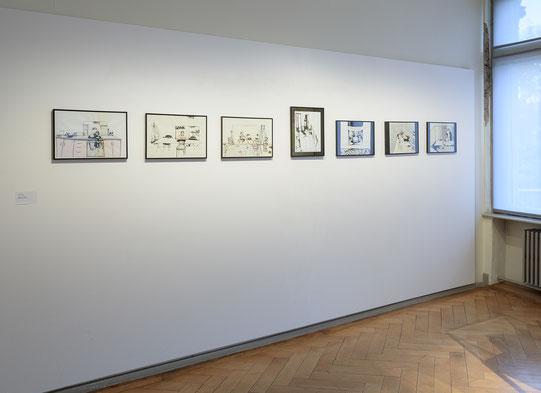 Nina Gross Ausstellung Selbst