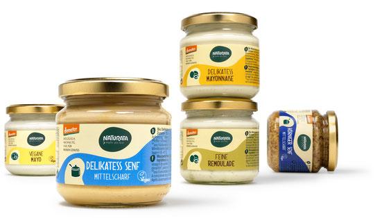 NATURATA - Essig - Öl - Herkunft - hochwertig - naturbelassen - Relaunch - Design - Packaging - DesingKis - 2015 - Verpackung