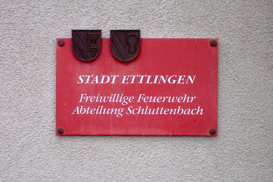 Feuerwehrhaus Schluttenbach