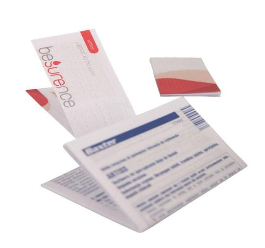 Beipackzettel, flach oder gefalzt, im Rollenoffset hergestellt. von RATTPACK® - für Deutschland, Österreich und die Schweiz. Beipackzettel oder Packungsbeilage: beides!