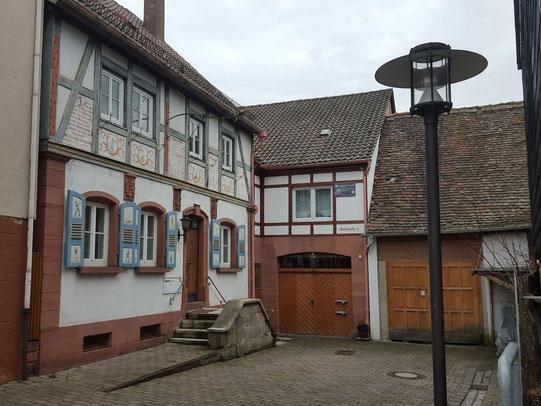 Altstadtrundgang Otterberg, Haus Karch