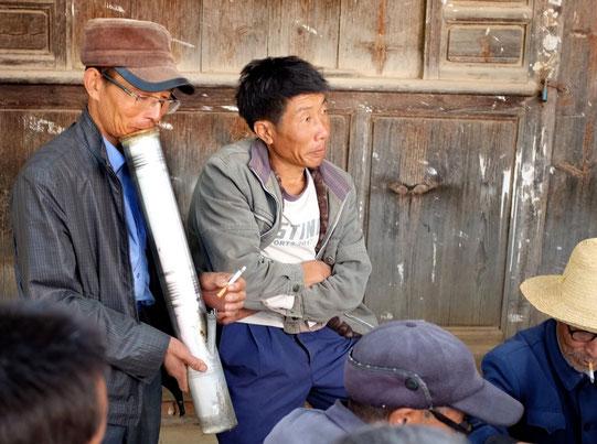 Shaxi Yunnan smoker