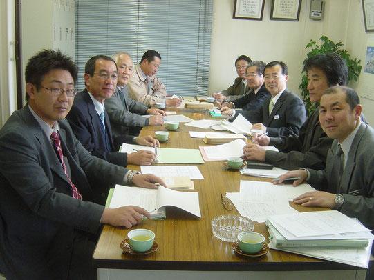 2008年4月 第一コンサルタンツ会議室