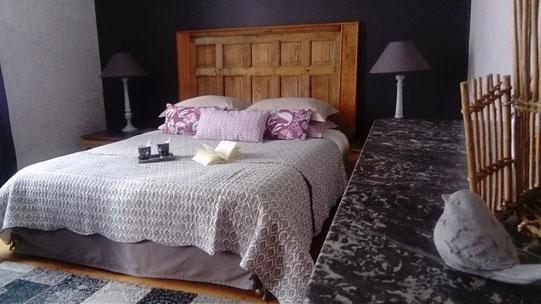 chambre Jasmin maison d'hôtes Charente Maritime