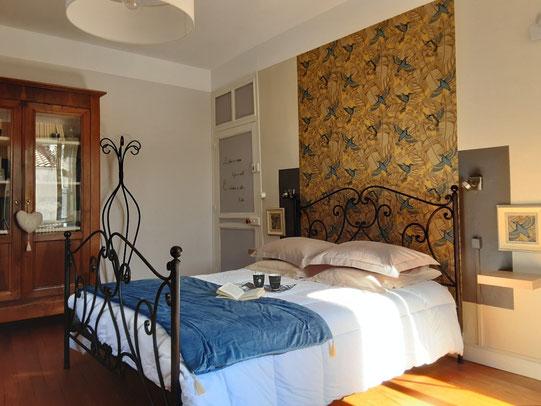 chambre chèvrefeuille maison d'hôtes proximité la Rochelle