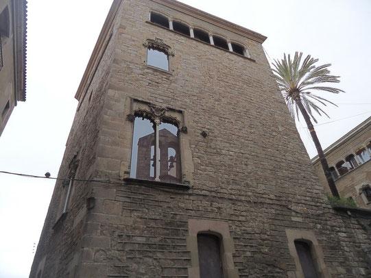 Барселона, дом Архидьякона