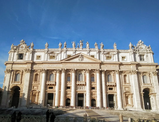 Гид в Риме