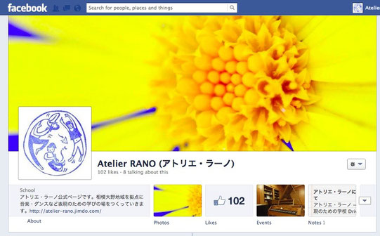 Facebook page Thumbnail