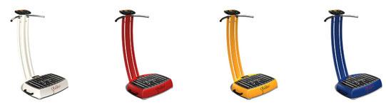 Vibrationsplatte Galileo Fit, Farben, gebraucht kaufen, Preis, Preise, Test, Vertrieb: www.kaiserpower.com