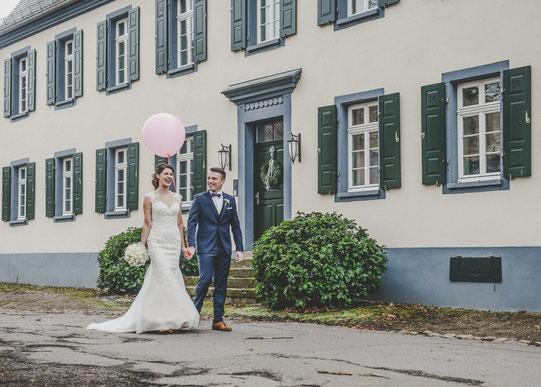 Hochzeit im Grenzof in Heidelberg