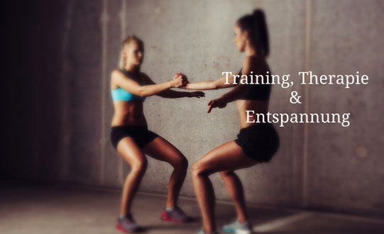 Personal Training, Therapie, Massage, Analyse und Kurse Frankfurt am Main