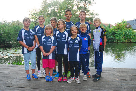 2014 HTB-Triathleten Kids