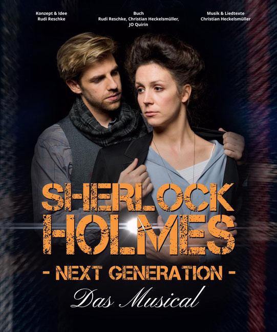 Sherlock Holmes ermittelt wieder! Ab No. 2022 auf Deutschland Tour. Infos, Kritiken, Videos und Tickets unter: www.sherlockholmes-musical.de