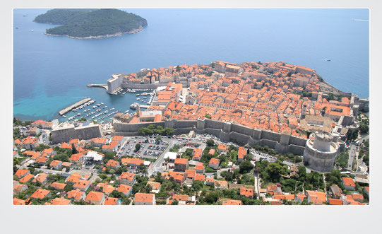 Dubrovnik Croatia, top destinations in Europe
