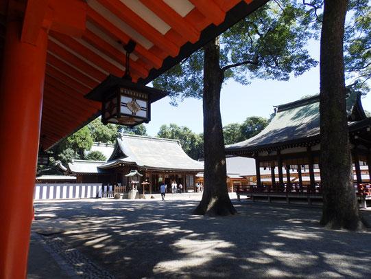 大宮の氷川神社
