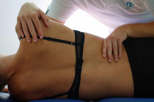 Osteopatia terapia craneosacral  Fisiosport El Puerto de Santa maria