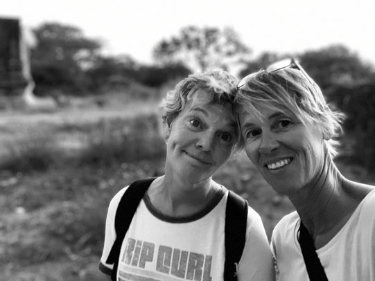 Nicole und Saskia Weltreise Blog