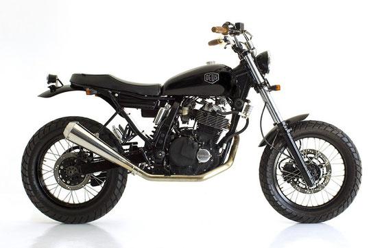 Deus Ex Machina Custom Suzuki DR650