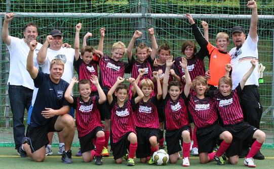 1.D-Jugend Saison 2012/2013