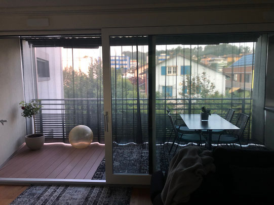 Outdoorvorhang / Aussenvorhang / Vorhängebyruoss