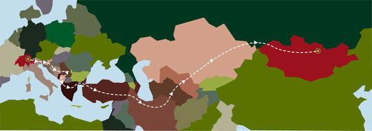 Globexplorer Route