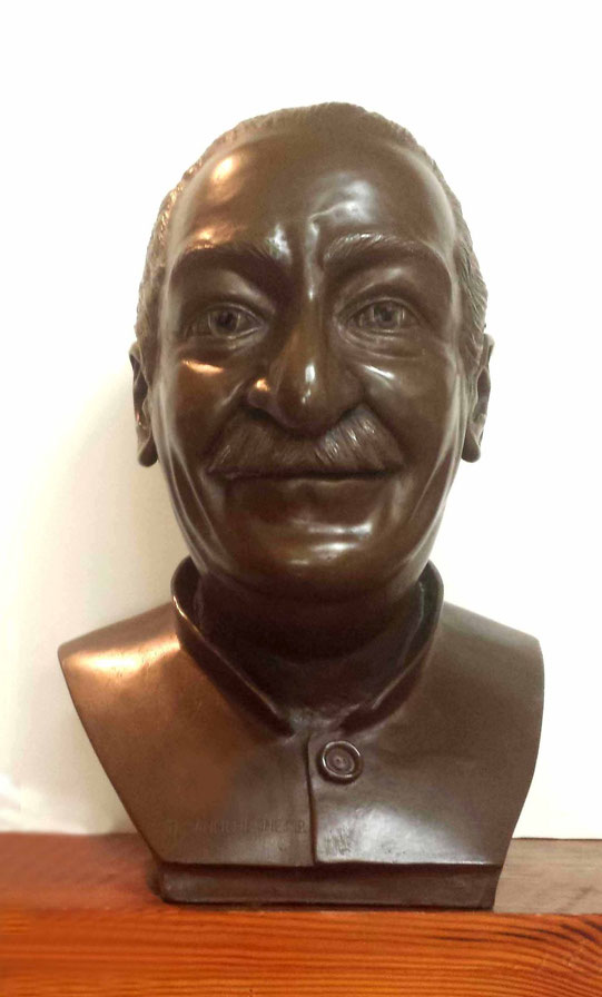 Bust of Avatar Meher Baba