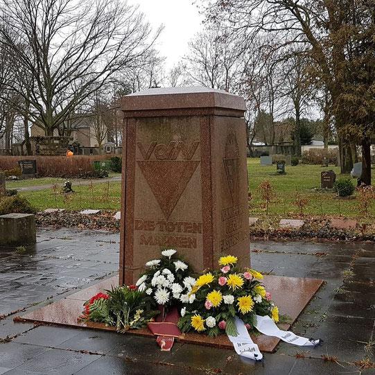 Ehrendenkmal für die Verfolgten des Nationalsozialismus