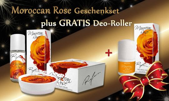 refan,myrefan,rose,moroccan rose.geschenkset