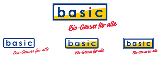 BASIC - Bio - Genuss für alle - Logo - Scribble - Konzept - Corporate - Design - DesignKis - Verpackung