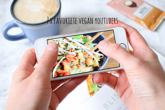 vegan youtube