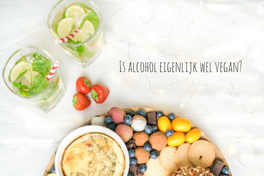 is alcohol vegan?