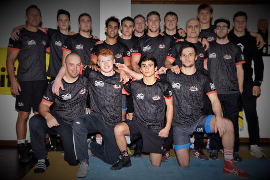 Das RSCI Team beendet die heurige Ligasaison nach dem Sieg gegen die KG Hötting Hatting auf Rang 8