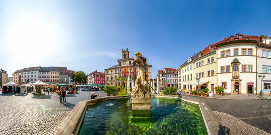 Stadtplatz Weimar