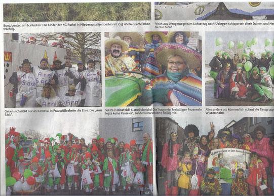 aus Dürner Zeitung vom 11.02.2013